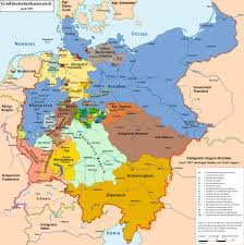 Alsace Lorraine Map Map Of The Greater German Empire By Tiltschmaster On Deviantart