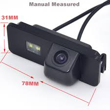car reverse camera for vw volkswagen polo passat b6 rear view