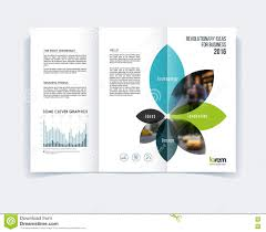 engineering brochure templates free tri fold brochure template layout cover design flyer in a4 wit