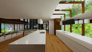 chris clout design kitchen in this new resort style house on the