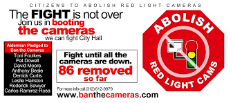 city of chicago red light tickets citizens to abolish red light cameras