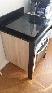 meuble cuisine pour plaque de cuisson meuble pour plaque de cuisson magasin de cuisine pas cher