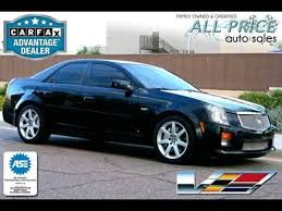 2004 cadillac cts v for sale 2006 cadillac cts v for sale scottsdale tempe az 602 427