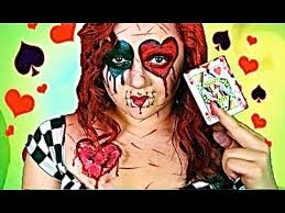 gruesome valentines makeup tutorial youtube