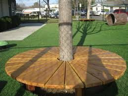 planter bench plans tree bench plans image on appealing how to make a bench out of
