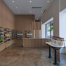 home interior and design aesop store interiors and installations dezeen