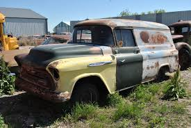 Vintage Ford Truck Junk Yards - bangshift com exploring a closed down salvage yard nebraska muscle