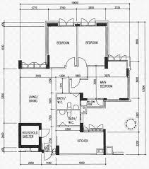 floor plans for admiralty link hdb details srx property