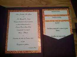 diy pocket wedding invitations has anyone attempted to make their own wedding invitations