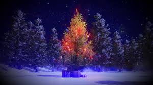 free hd themed title backgrounds u2013 winter scene with christmas