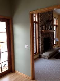need ideas for paint color oak trim