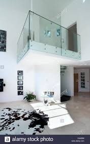 double height living space in moonraker house exmouth devon uk