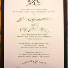 wedding invitations for friends wedding invitation sles to friends best of diy wedding