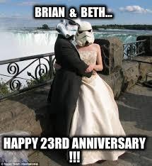 Darth Vader Meme Generator - meme creator star wars happy anniversary meme generator at