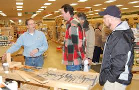 Woodworking Shows 2013 Saratoga by Close Grain January 2013