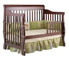 Tammy Convertible Crib Kidiway Tammy 4 In 1 Convertible Crib Java Kidiway