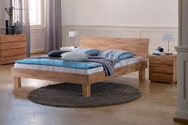solid wood beds hasena woodline cantu varus solid wood bed