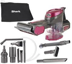 Shark Upholstery Attachment Shark Rocket Ultralight Handheld Vacuum With 4 Attachments Page