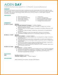 Monster Sample Resume by Sample Resume Monster Jobs Resume Examples Monster Resume