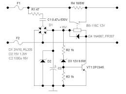 rangkaian soft start alat listrik