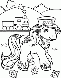 fun u0026 learn free worksheets for kid my little pony free
