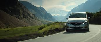 mercedes tv commercial mercedes v class tv commercial large as
