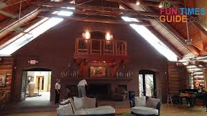 rich home interiors who s nashville log home is that on cmt s country the