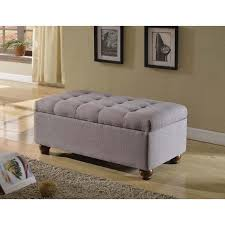 Storage Ottoman Upholstered Bench Design Awesome Bedroom Storage Ottoman Bench Pictures