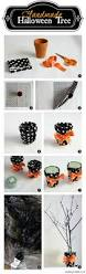black trees for halloween best 25 halloween trees ideas on pinterest diy halloween tree