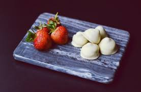 strawberry cheesecake truffles u2022 banana bloom