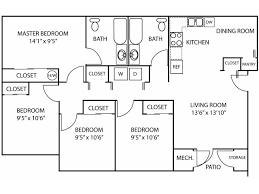 8 spruce street floor plans 4 bed 2 bath apartment in yakima wa spruce street apartments