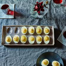 deviled egg tray deviled egg platter on food52