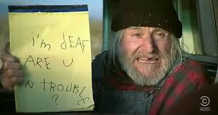 Deaf Meme - i m deaf are u in trouble weknowmemes