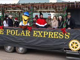 hammond rotary club christmas parade float 2013 youtube