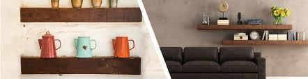 Thick Wood Floating Shelves by Designing With Floating Shelves Diy Federal Brace