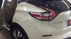 nissan finance defer payment 2016 nissan murano platinum awd milton toyota youtube