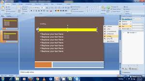 create a custom progress bar in powerpoint youtube