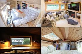 Home Interior Design For Small Houses Live A Big Life In A Tiny House On Wheels