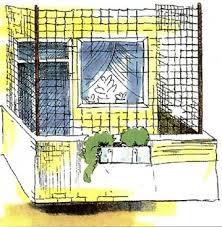 katzennetze balkon freestanding balcony