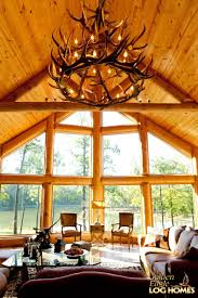 Log Home Interior Designs by Golden Eagle Log Homes Log Home Cabin Pictures Photos