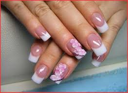 simple flower nail art designs nail and hair care tips and