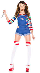 Halloween Doll Costumes Killer Doll Costume Doll Costume Yandy