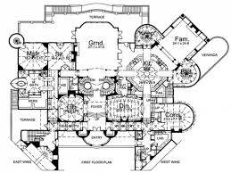 blueprints for house uncategorized modern mansion house plan surprising within