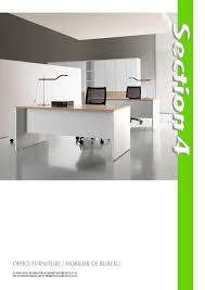 catalogue mobilier de bureau section 4 mobilier de bureau fazzini catalogue pdf