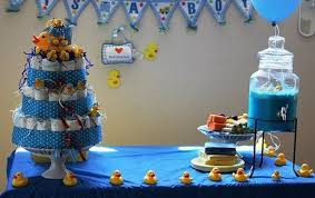 boy themed baby shower best planning a boy themed baby shower
