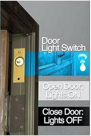sliding door light switch automatic rail closet door light switch closet stay with the rail closet door