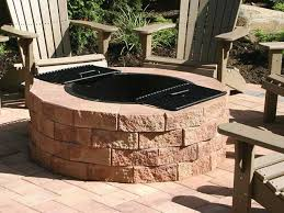 fire pit sand natural stone and paver patios and firepits rock stone u0026 sand yard