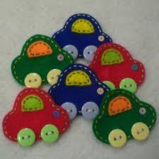 handmade cars felt applique colors colors cars and