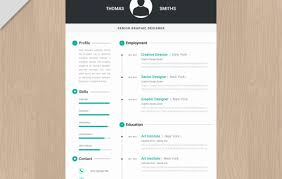 resume awesome template for resumes one page classical cv