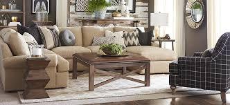 Hgtv Home Design Studio At Bassett Cu 2 Fabric Sectionals